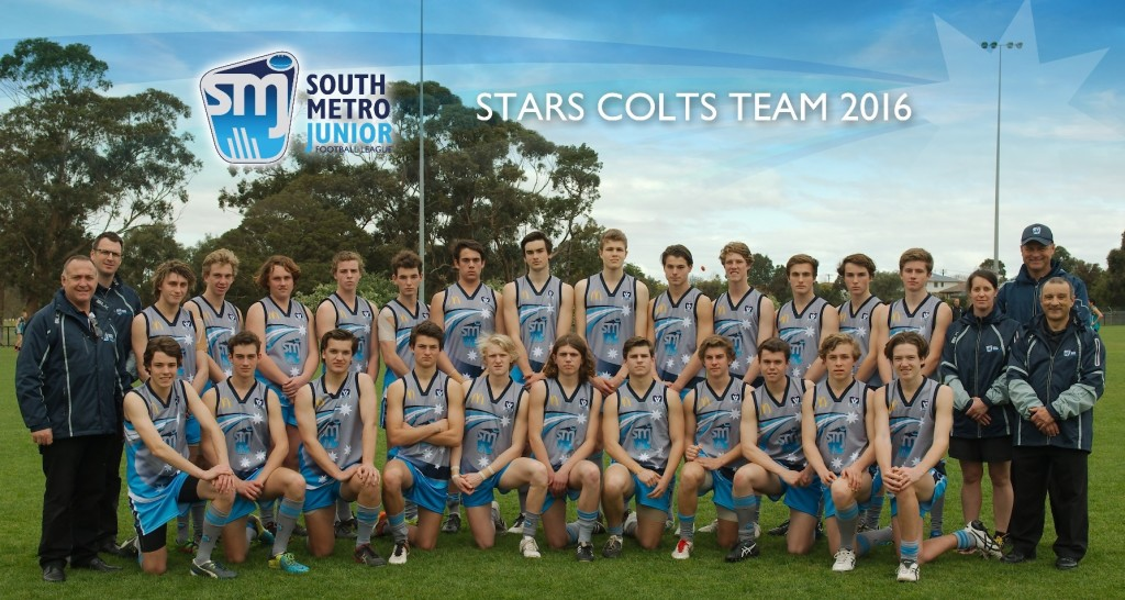 2016 U17 Colts Team Photo - lower res