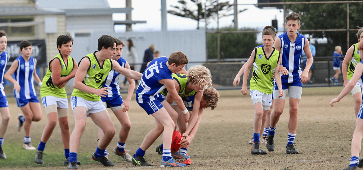 SMJFL - South Metro Junior Football League